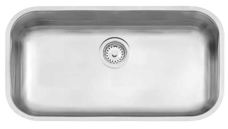 Cuba de Embutir Tramontina Lavínia em Aço Inox 56x34 cm