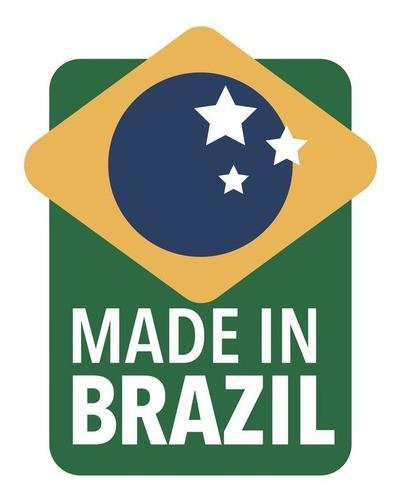 Cuba de Sobrepor Tramontina Morgana em Aço Inox 69x49 cm