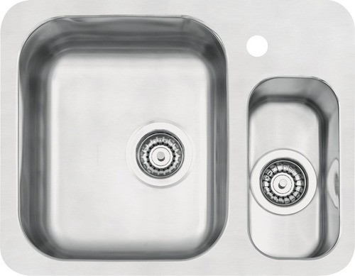 Cuba embutir Tramontina Isis Plus em Aço Inox 58 x 40 cm