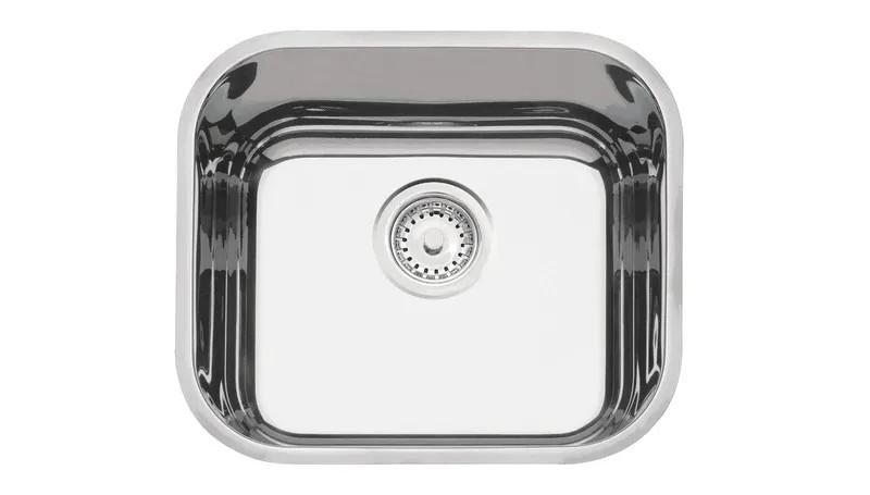 Cuba Embutir Tramontina Lavínia em Aço Inox Polido 40x34 cm