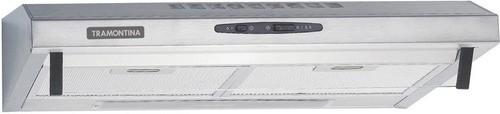 Depurador Parede Tramontina Compact Aço Inox Vidro 60cm 220V