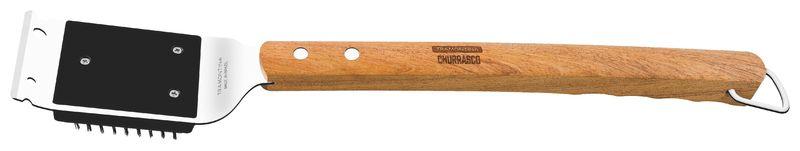 Escova para Grelhas 44,3 cm Tramontina em Aço Inox