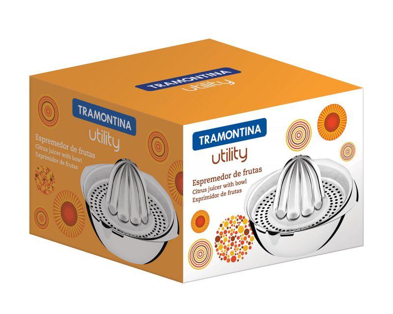 Espremedor Frutas Aço Inox Cosmos Tramontina