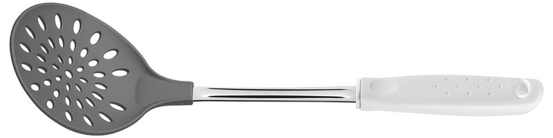 Espumadeira Nylon Utilita Branco Tramontina
