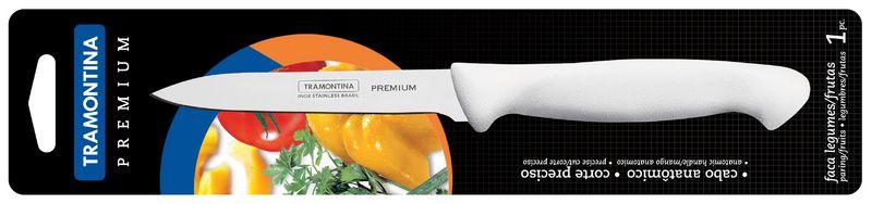 """Faca Para Frutas e Legumes Premium 4"""" Tramontina"""