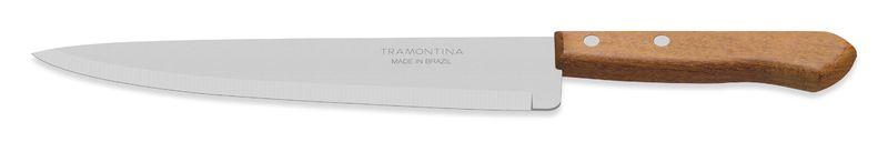 "Faca Peixeira/Cozinha Inox 5"" Tramontina"