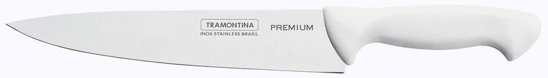 """Faca Utility Premium Branca 6"""" Tramontina"""
