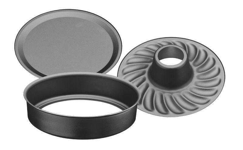 Forma Com Fundo Móvel Alumínio 26 Cm Tramontina