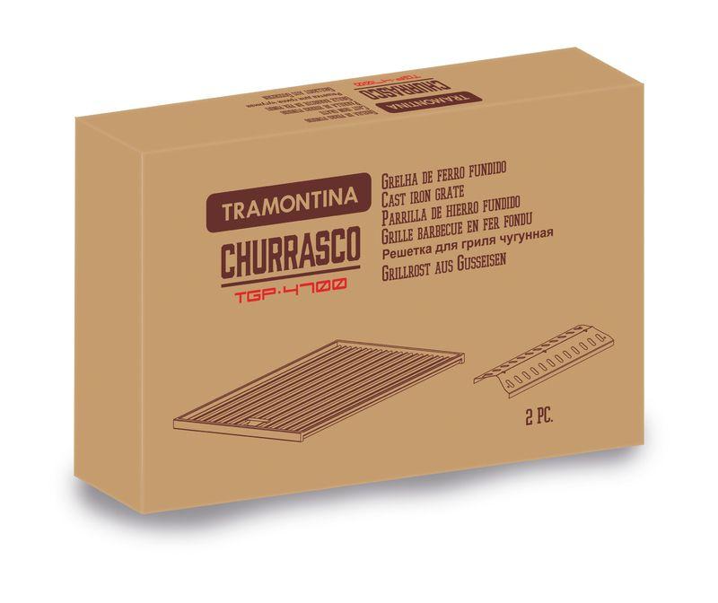 Grelha Churrasqueira TGP-4700 Tramontina
