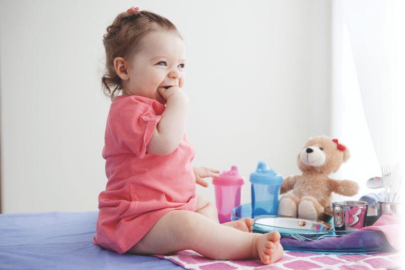 Jogo Aço Inox Para Criança 6 Peças Le Petit Tramontina