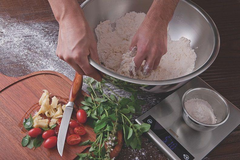 Jogo Aço Inox Recipientes 2 Peças Cucina Tramontina