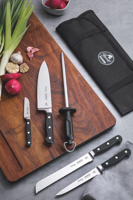 Kit Chef Century com Estojo 6 Peças Tramontina