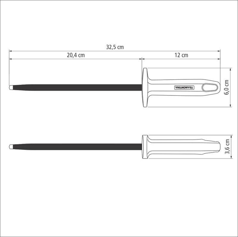 Kit de Facas - Linha Ultracorte
