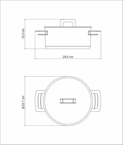 Kit de Produtos Personalizados Tramontina