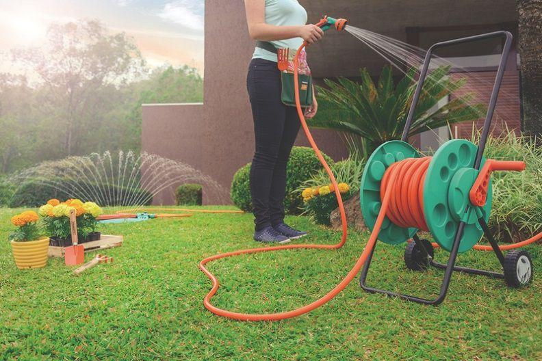 Kit Para Jardim 8 Peças Tramontina