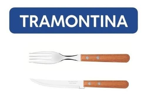 Kit Restaurante 100 Talheres Tramontina Dynamic