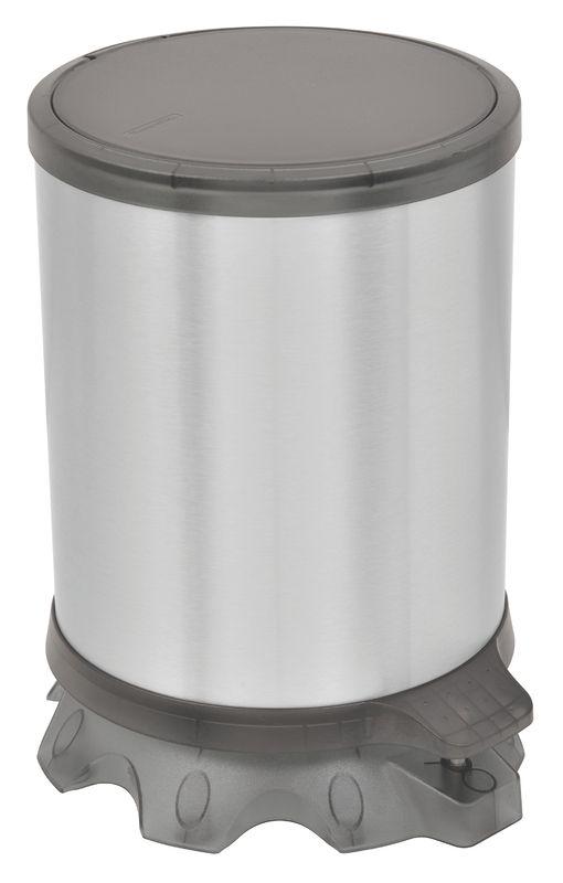 Lixeira Sofie Black 5 litros Tramontina