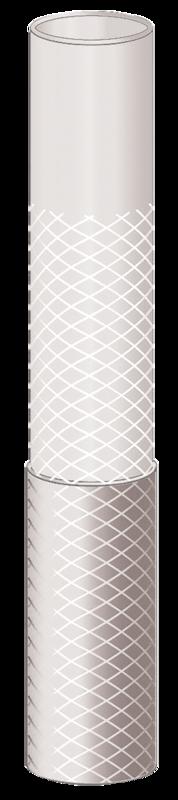 Mangueira Flexível Tramontina Branca Com Acessórios 25 M