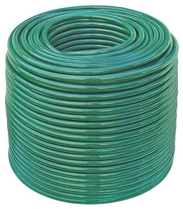 Mangueira Flexível Tramontina Verde em PVC 3 Camadas 50 Metros