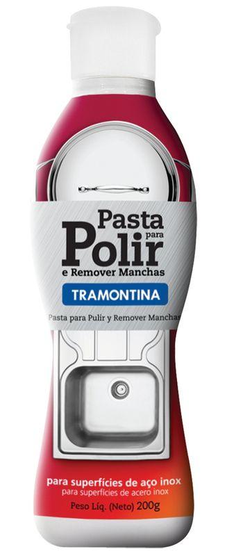 Pasta Abrasiva Para Limpar e Polir Tramontina