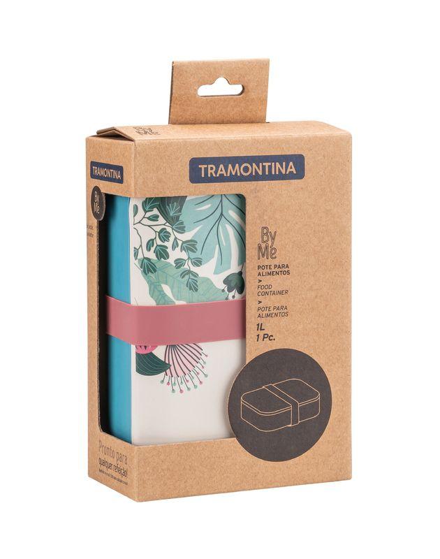 Pote Polipropileno Tropical 1 litro Tramontina