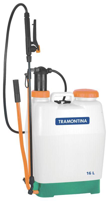 Pulverizador Costal Manual 16 Litros Tramontina