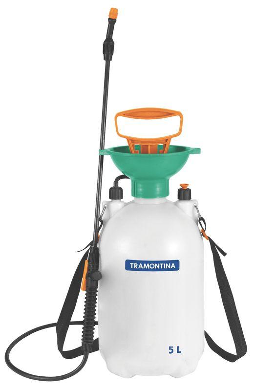 Pulverizador Lateral Compressão Prévia 5 Litros Tramontina