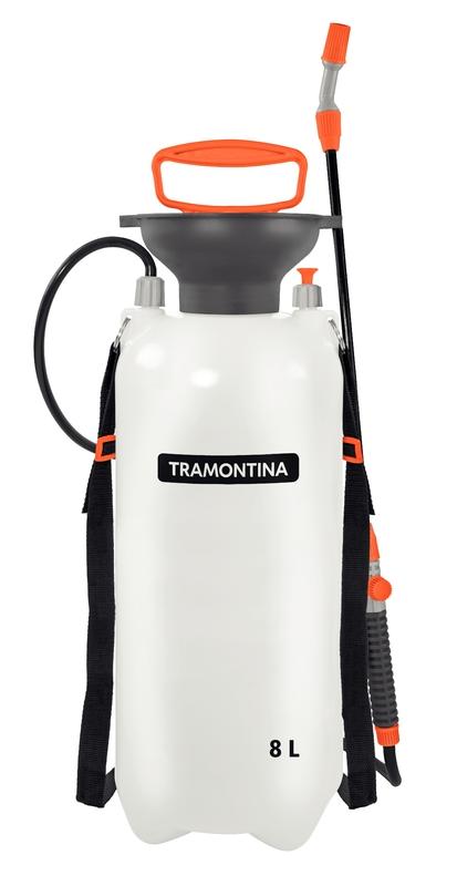 Pulverizador Lateral Compressão Prévia Tramontina 8 litros
