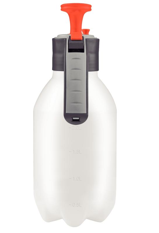 Pulverizador Plástico Manual Tramontina Compressão Prévia 2L