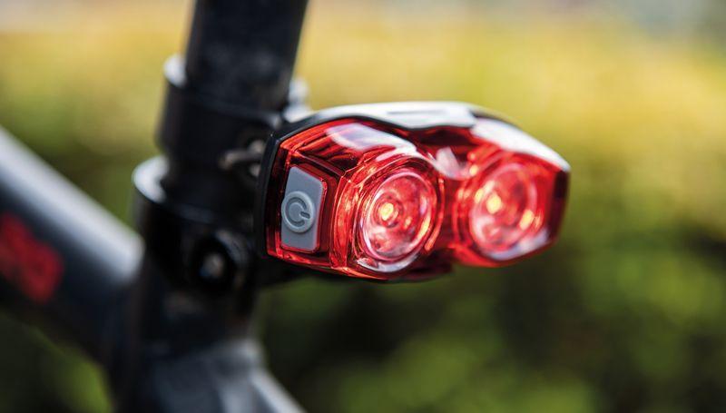 Sinalizador De Led Para Bicicleta Tramontina