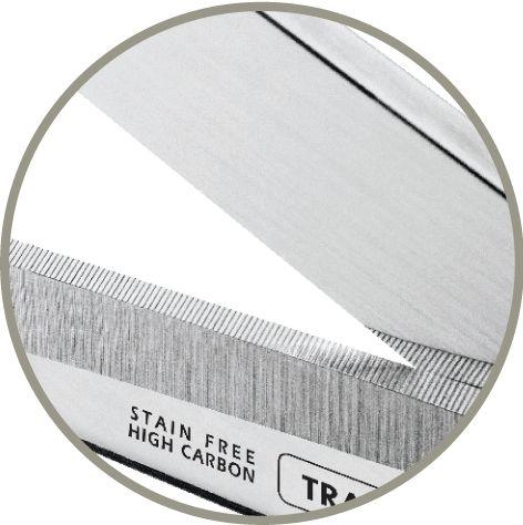 Tesoura Desmontável Inox 8 Microsserrilhado Tramontina