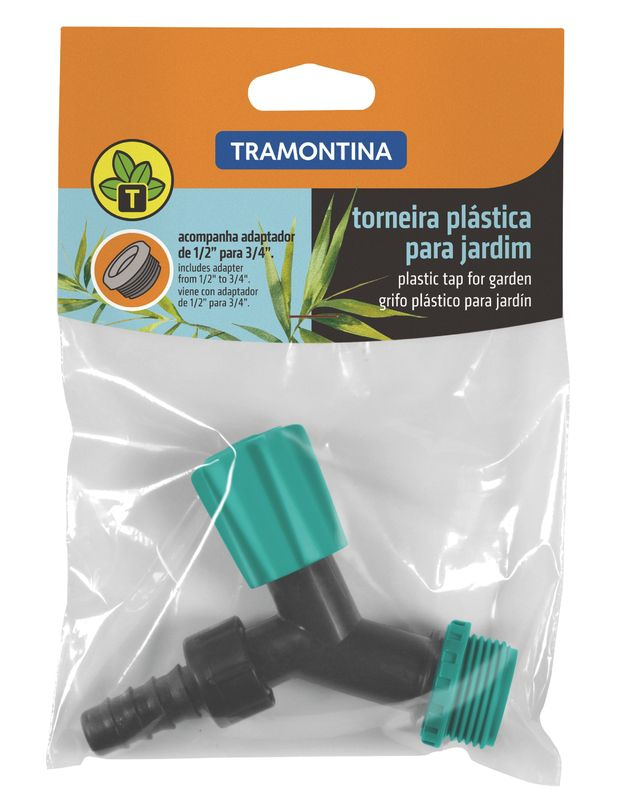 Torneira Plástica Com Redução Tramontina