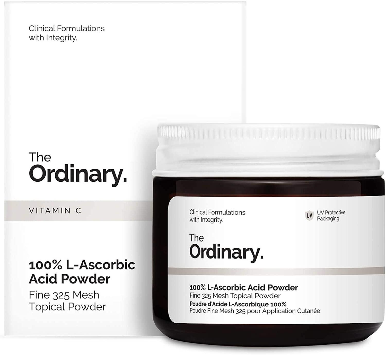 100% L-Ascorbic Acid Powder -  The Ordinary