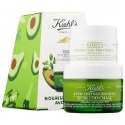 Kit Nourished by Nature Avocado - Kiehls