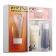Kit Waso Shiseido Starter Set