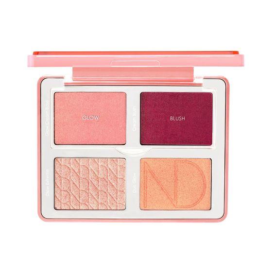 Bloom Blush & Glow Palette -  Natasha Denona