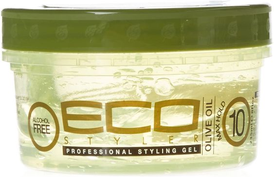 Eco Style Styling Gel Olive Oil