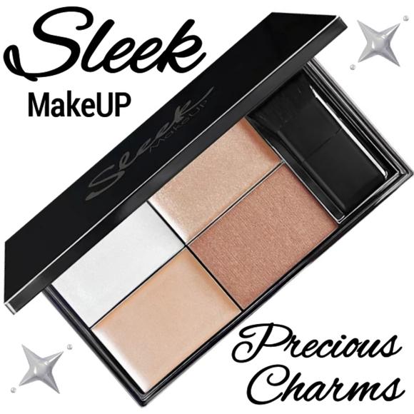 Highlighting Palette (Paleta de Iluminador) - Sleek MakeUP