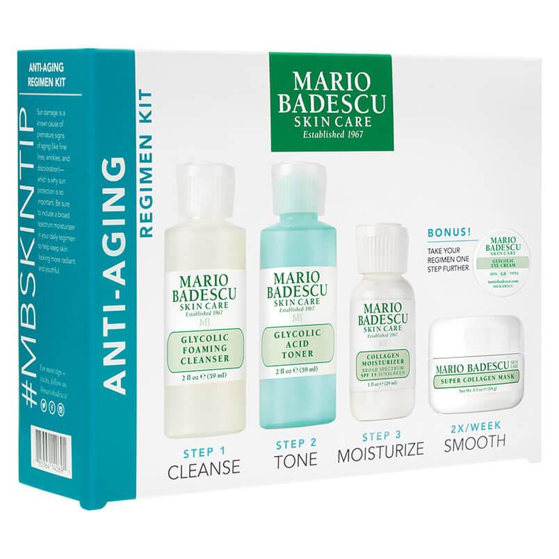 Kit Anti-Aging - Mario Badescu