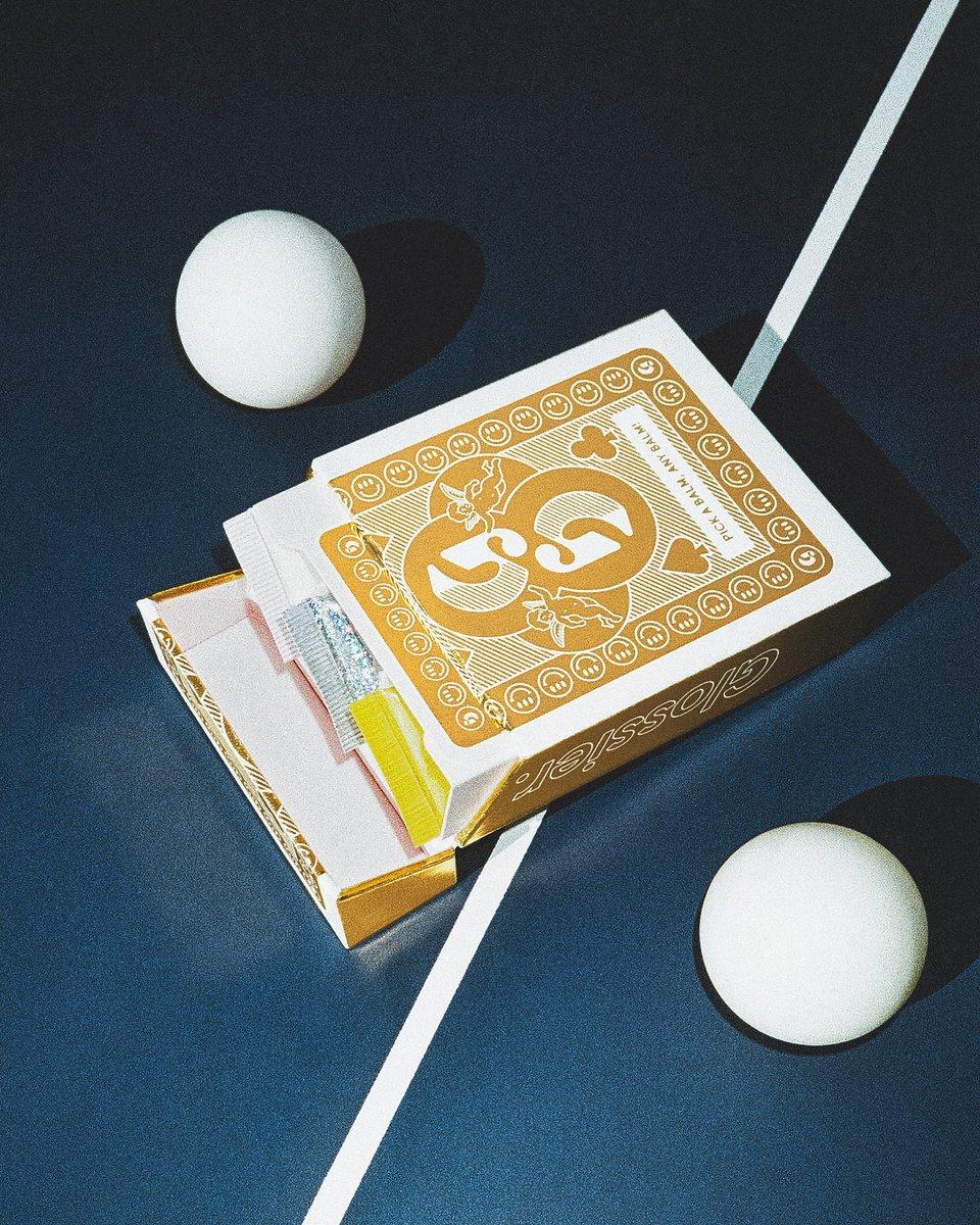 Kit Edição Limitada Balm Dotcom Roulette - Glossier