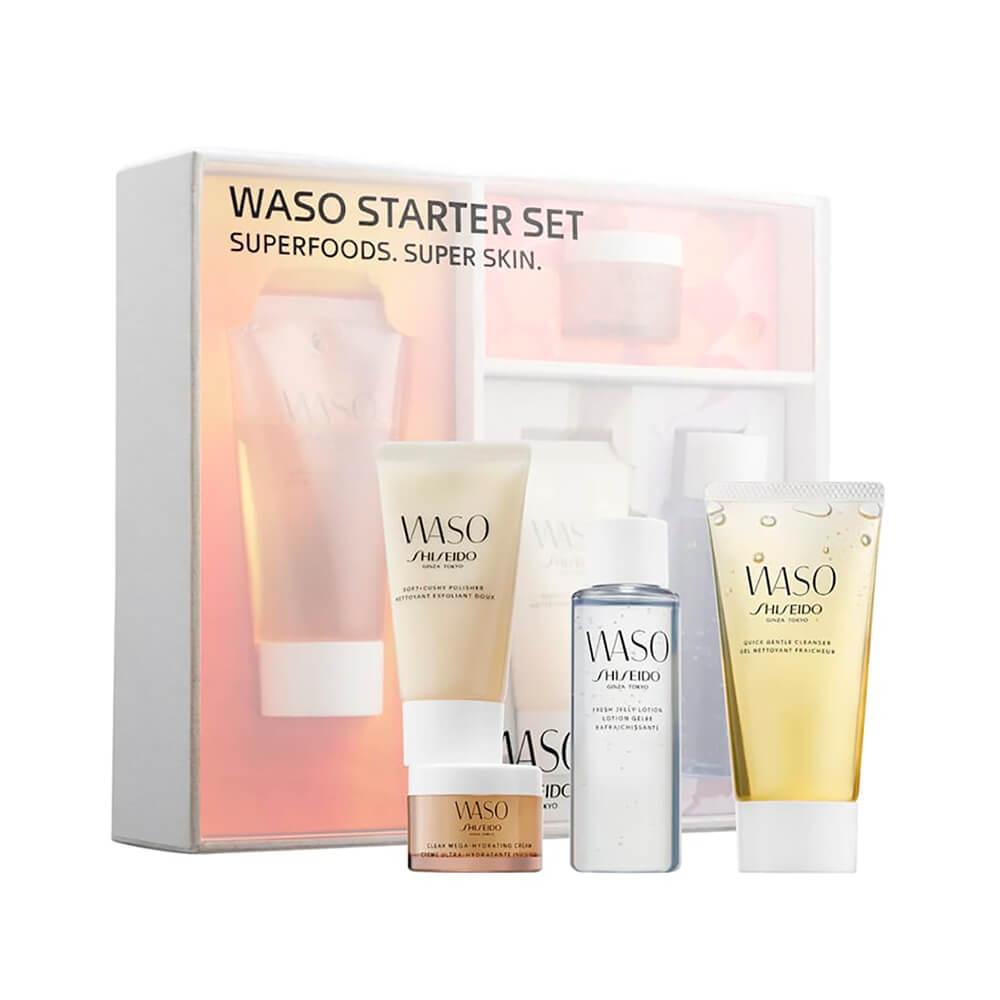Kit Waso Shiseido Starter Set