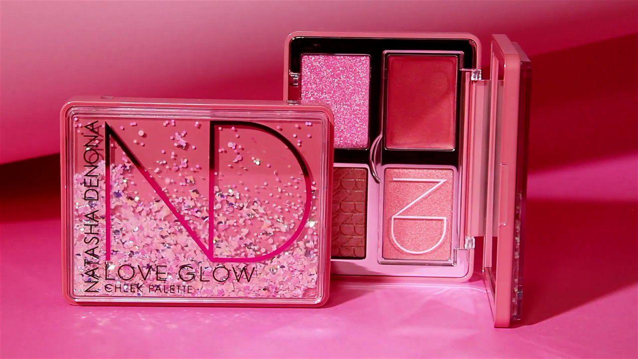 Love Glow Palette - Natasha Denona