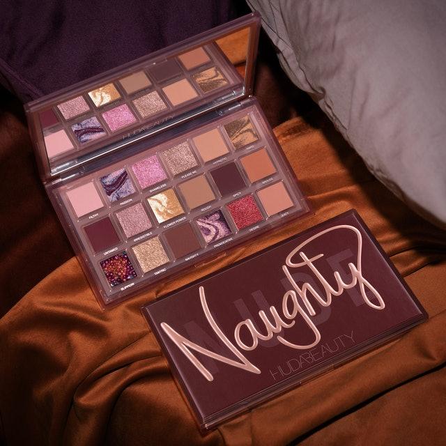 Paleta de Sombras Naughty Nude - Huda Beauty