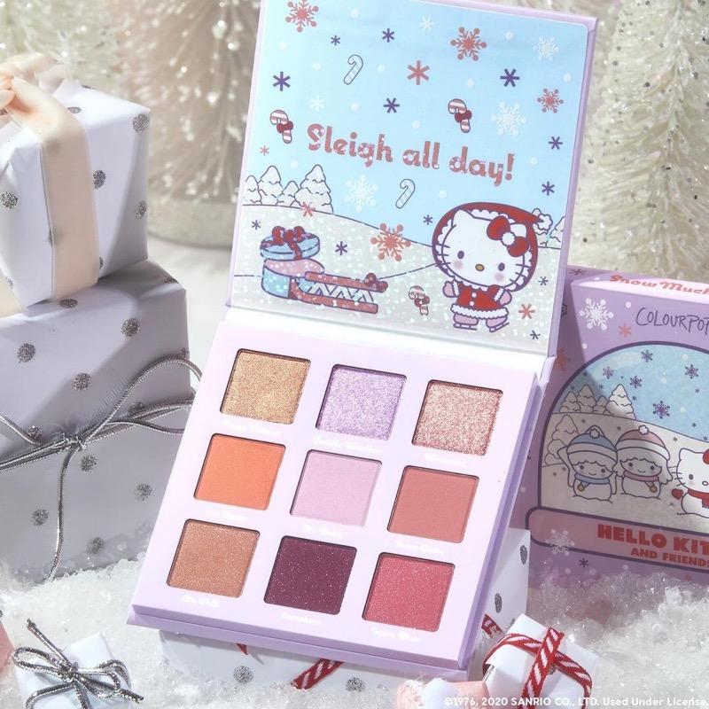 Pal. de Sombras Snow Much Fun Hello Kitty - Colourpop
