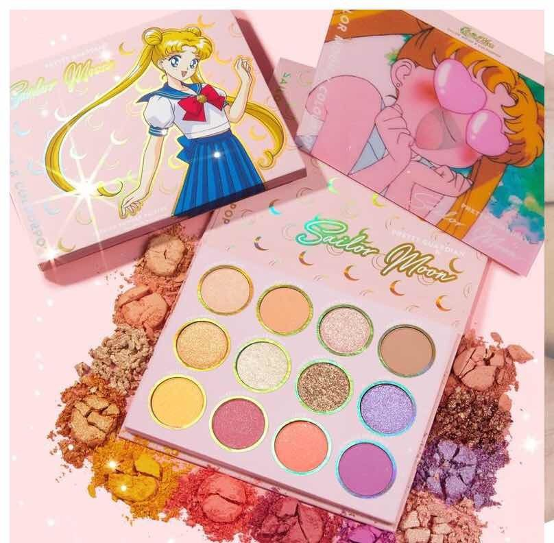 Paleta de Sombras Pretty Guardian Sailor Moon - Colourpop