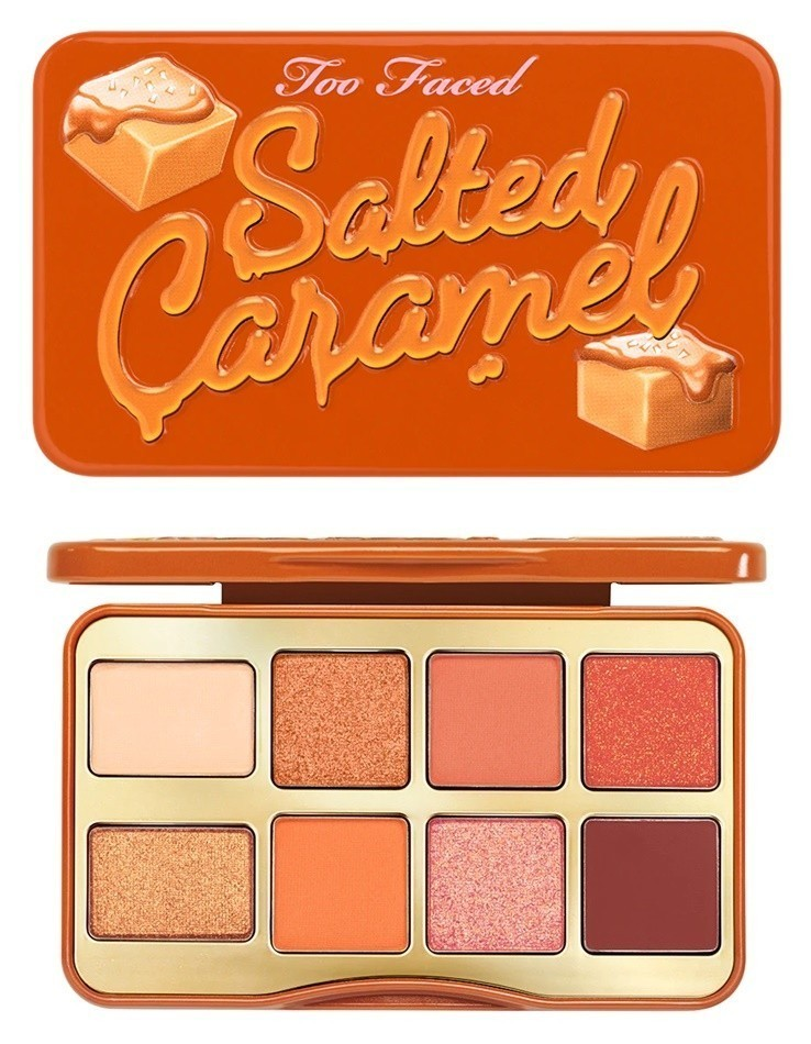 Paleta de Sombras Salted Caramel - Too Faced