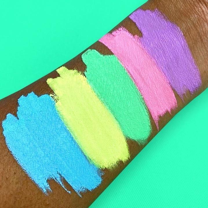 Paleta UV Taffies Hydras FX  - Suva Beauty
