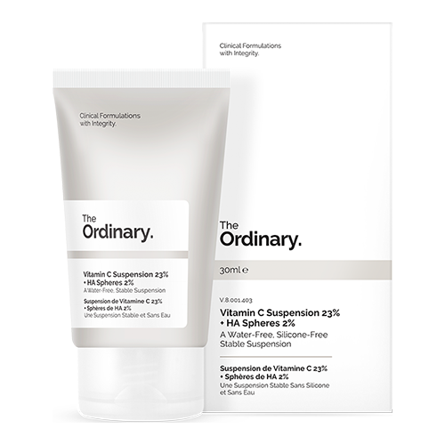 Vitamina C Facial - The Ordinary