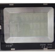 kit 02 Refletores de Led holofote 200w  6500k SMD Branco frio +20 refletores de led 300w 6500k SMD Branco frio +10 refletores de led 500w 6500k SMD Branco frio