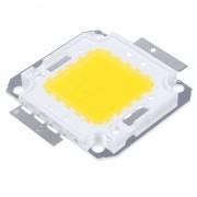 KIT 10 CHIPS DE LED 100W PARA REFLETOR